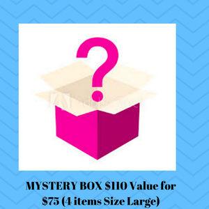 $75 MYSTERY BOX (LARGE)
